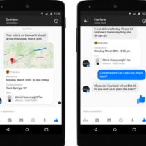 Messenger : cap vers l'e-commerce ouverture aux applis tierces