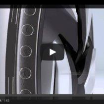 Goodyear dévoile un pneu capable de recharger un véhicule électrique