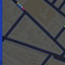 Google intègre un mode Pac-Man à Google Maps