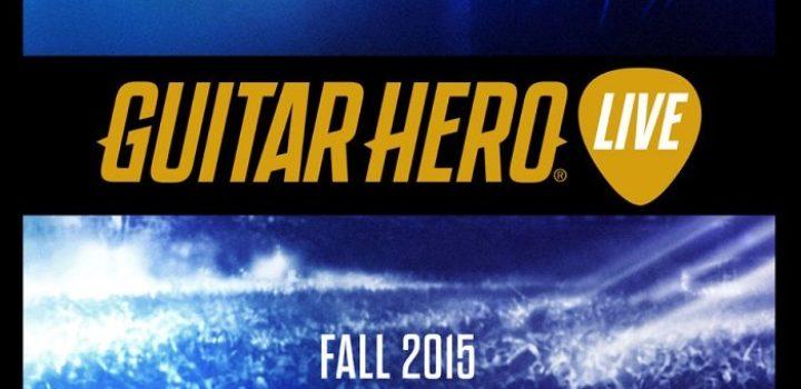 Révisez vos gammes, Guitar Hero renaît de ses cendres et devient Guitar Hero Live