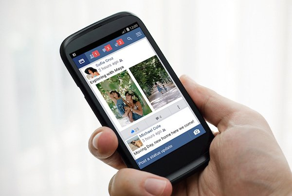 Facebook-Lite-Application-Android