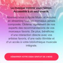 Apple Music : le démarrage avec iOS 8.4 le 30 juin à 17h