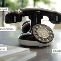 NeoRetro : le téléphone intemporel by Orange