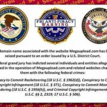 Megaupload : quand le FBI perd le contrôle du nom de domaine saisi en 2012