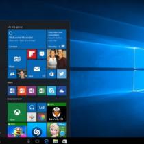 Arrivée de Windows 10 à partir du 29 Juillet