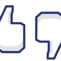 """Facebook : un bouton """"Je n'aime pas"""" ? Pas tout à fait…"""