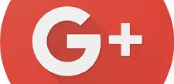 Un nouveau design pour le réseau social de Google