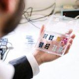 Des recherches sur des écrans de Smartphone à économie d'énergie
