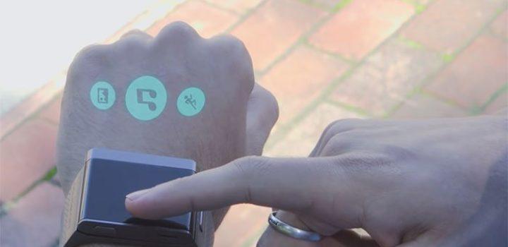 ASU Cast One, entre la montre connectée et le vidéo-projecteur