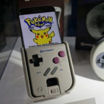 Smart Boy : l'étui qui transforme un smartphone en Game Boy existe