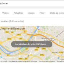 Retrouvez votre smartphone (Android et iOS) grâce à Google